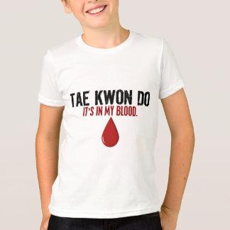 私の血テコンドー Tシャツ