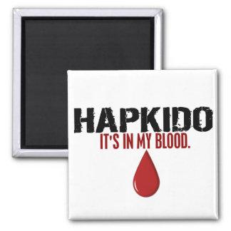 私の血HAPKIDO マグネット