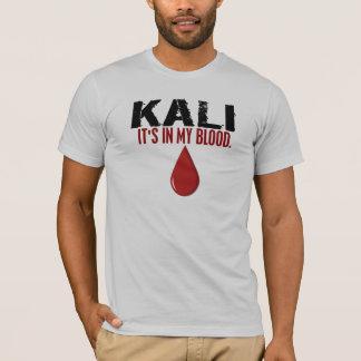 私の血KALI 1.1 Tシャツ
