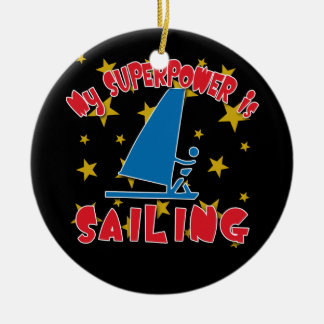 私の超出力は航海しています セラミックオーナメント