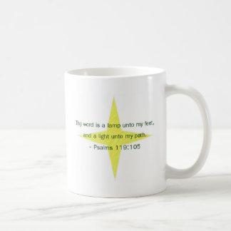 私の足にランプ コーヒーマグカップ