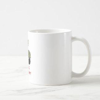 私の踏面! コーヒーマグカップ