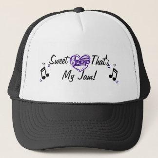 私の込み合い音楽トラック運転手の帽子である恋人 キャップ