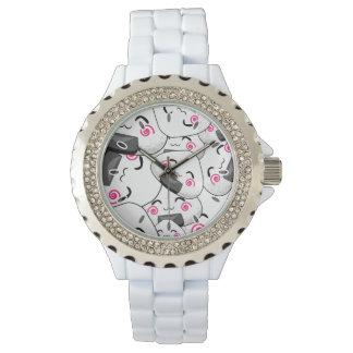 私の近くの滞在-避けて下さい 腕時計