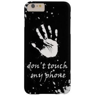 私の電話に触れないで下さい BARELY THERE iPhone 6 PLUS ケース