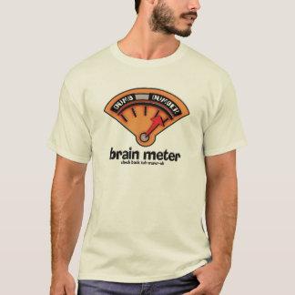 私の頭脳のメートル Tシャツ