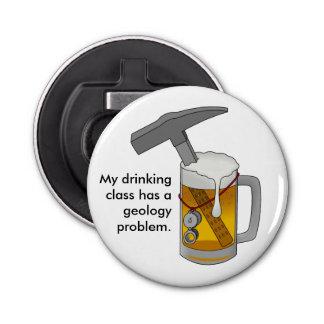 私の飲むクラスに地質学問題があります 栓抜き