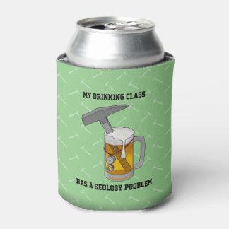 私の飲むクラスに地質学問題があります! 缶クーラー
