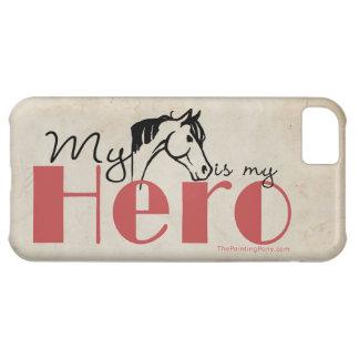 私の馬は私の英雄です iPhone5Cケース