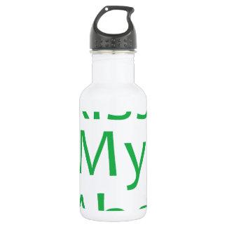 私のABS緑に接吻して下さい ウォーターボトル