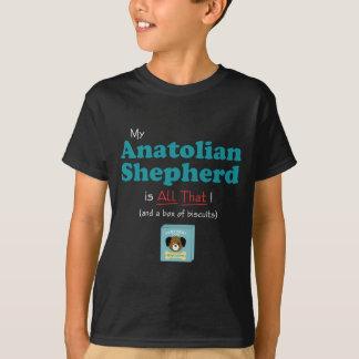 私のAnatolian羊飼い犬はすべてそれです! Tシャツ