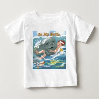 私のBath ベビーTシャツ