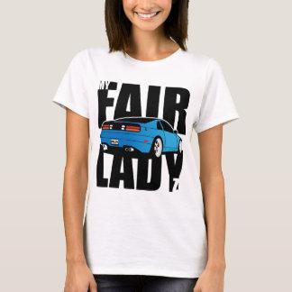 私のFairlady Z Tシャツ