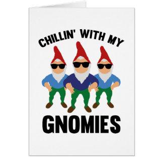 私のGnomiesのChillin カード