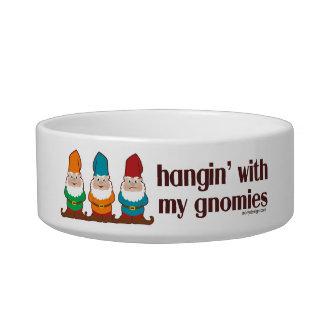 私のGnomiesのHangin ボウル