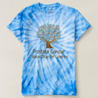 私のGrampsの認識度のTシャツのための前立腺癌 Tシャツ