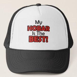 私のHobarはベストです キャップ