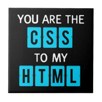 私のHTMLへCSSです タイル