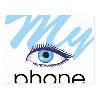 私のiphone.png ポストカード