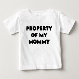 私のmommy.pngの特性 ベビーTシャツ