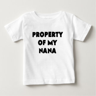 私のnana.pngの特性 ベビーTシャツ