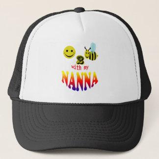 私のnannaの署名されたhappy2bee キャップ