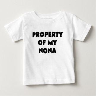私のnona.pngの特性 ベビーTシャツ