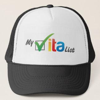 私のVitaのリストの帽子 キャップ