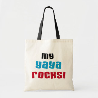 私のYayaはTシャツおよびギフトを揺すります トートバッグ