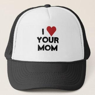私はあなたのお母さんを愛します キャップ