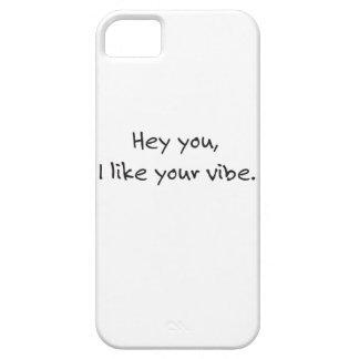 私はあなたのVibeの電話箱を好みます iPhone SE/5/5s ケース