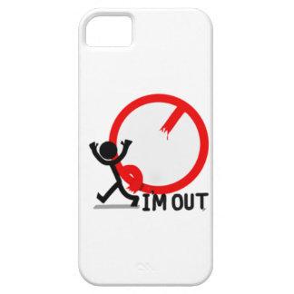 私はあります! (および行く) iPhone SE/5/5s ケース