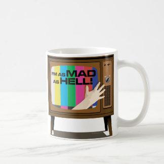 私はあります|不機嫌|地獄|マグ コーヒーマグカップ