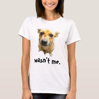 私はありませんでした Tシャツ