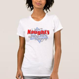 私はいけないユダヤ人の男の子のワイシャツを愛します Tシャツ