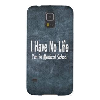 私はおもしろいな衛生学校で生命Imを過しません Galaxy S5 ケース