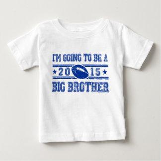 私はお兄さん2015年であることを行っています ベビーTシャツ
