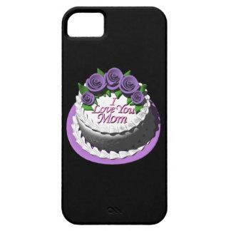 私はお母さんのケーキ愛します iPhone SE/5/5s ケース