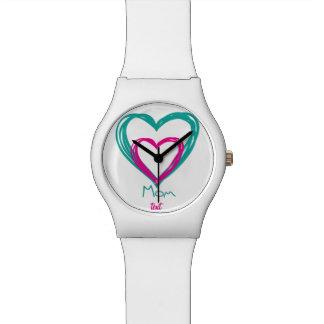 私はお母さんを愛します 腕時計