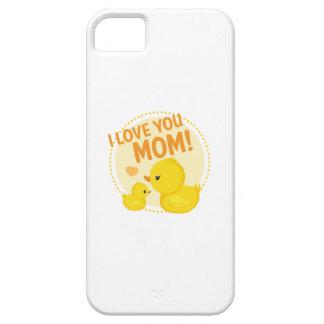 私はお母さん愛します iPhone SE/5/5s ケース