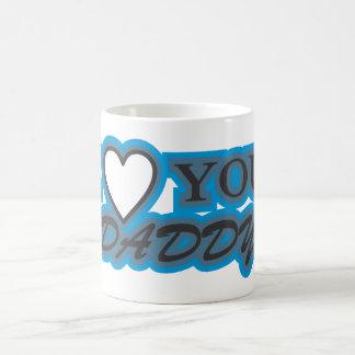 私はお父さんのマグ愛します コーヒーマグカップ
