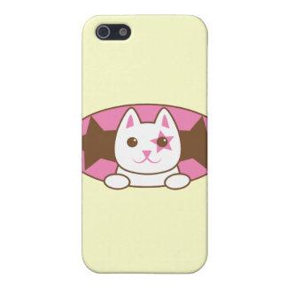 私はかわいい星CATそうです! iPhone 5 カバー