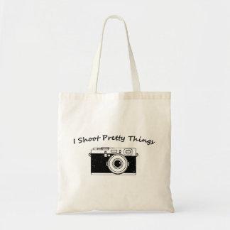 私はかわいらしい事の写真撮影を撃ちます トートバッグ