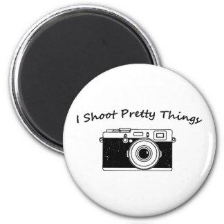 私はかわいらしい事の写真撮影を撃ちます マグネット