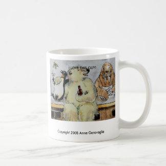 私はこの人を、著作権をとります2008年のアンのGaravaglia…愛します コーヒーマグカップ