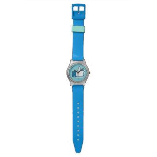 私はこの時間を好みます! 腕時計