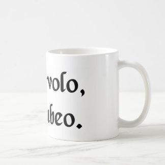 私はこれがほしいと思います、私はこれを発注します コーヒーマグカップ