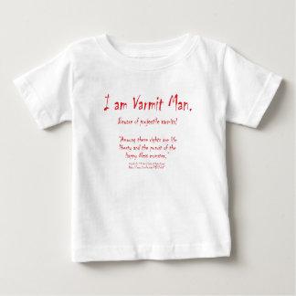 私はこれらの人の中のVarmint権利乳児のTシャツです ベビーTシャツ