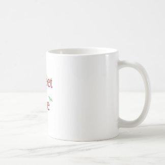 私はさえずります コーヒーマグカップ