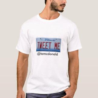 私はさえずります Tシャツ